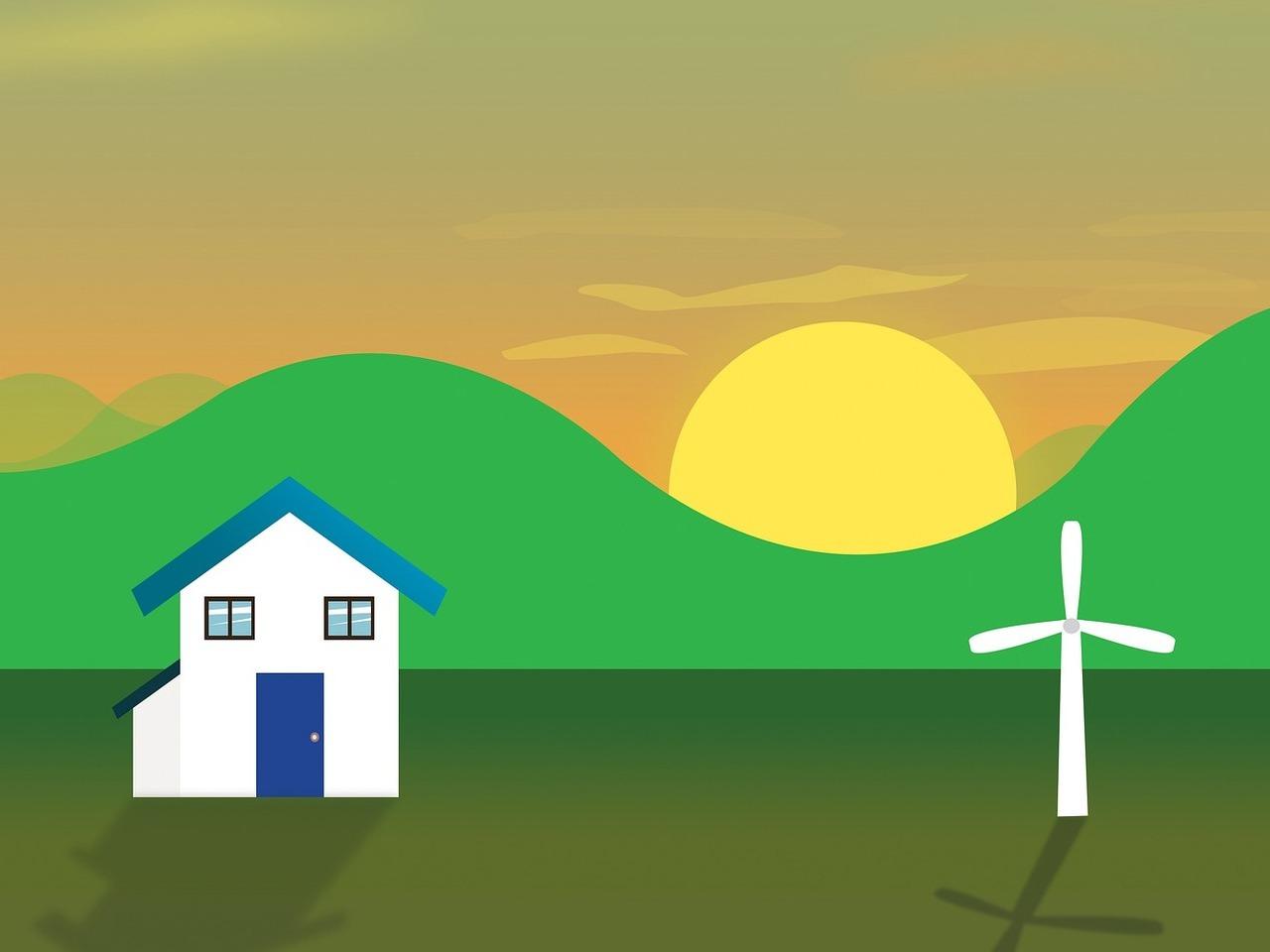 disegno-di-casa-in-collina-con-pala-eolica-bonus