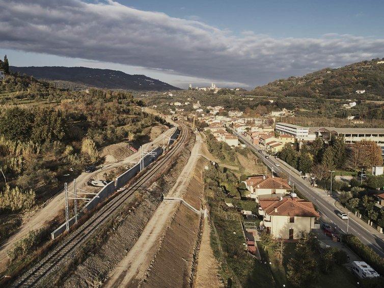 C.E.M.E.S. – Railway doubling